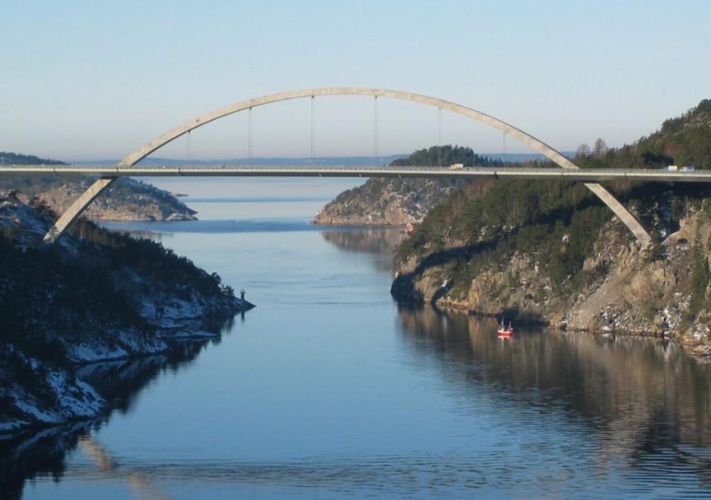 Svinesundsbron - Foto Vetle Haug byggutengrenser-no